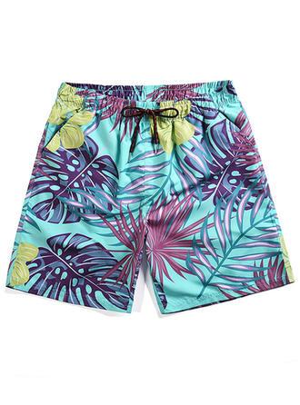 Heren Hawaiiaans Board Shorts