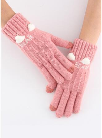 Effen kleur/Dier/grafische prints Beschermend/Dier Ontworpen/vrouwen handschoenen