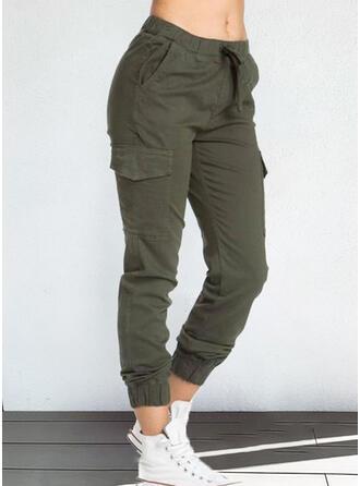 Solide Zakken Casual Wijnoogst Lounge broek
